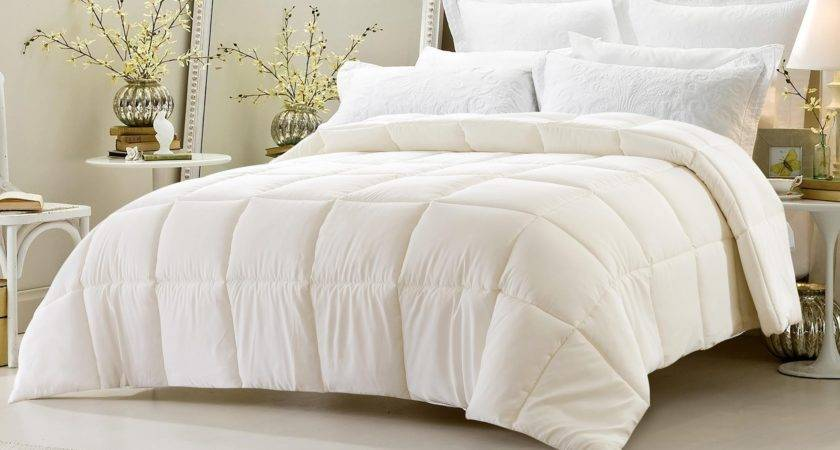 Super Oversized High Quality Down Alternative Comforter