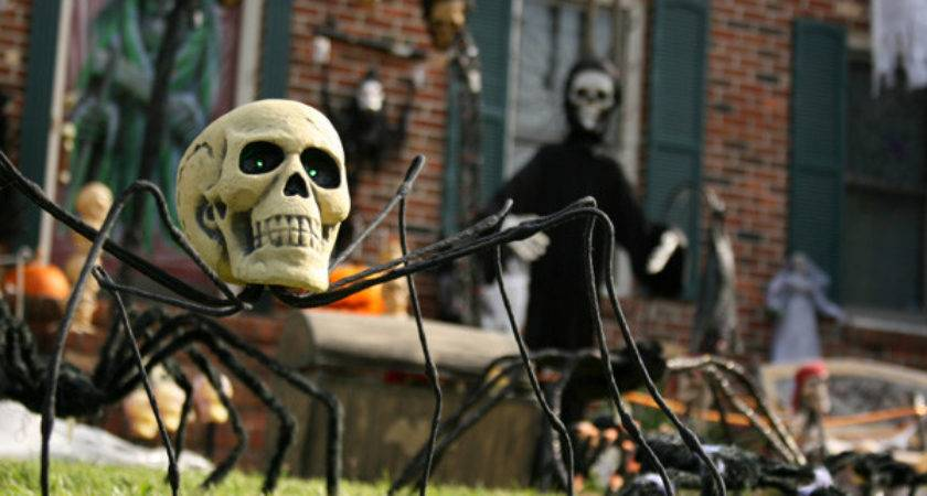Super Scary Halloween Decorations
