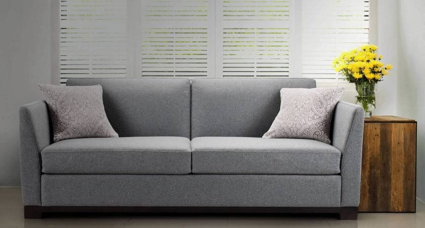 Surprised Design Grey Sofa Bed Living Room Home