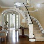 Sweet Greek Revival Home Interiors Designs Detail Interior