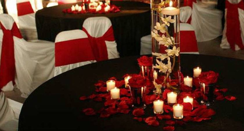 Table Centerpieces Wedding Project