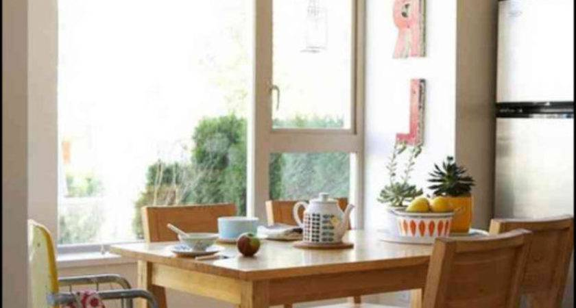 Table Kitchen Ideas Small Spaces Living
