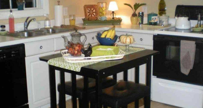 Tables Small Kitchens Deductour