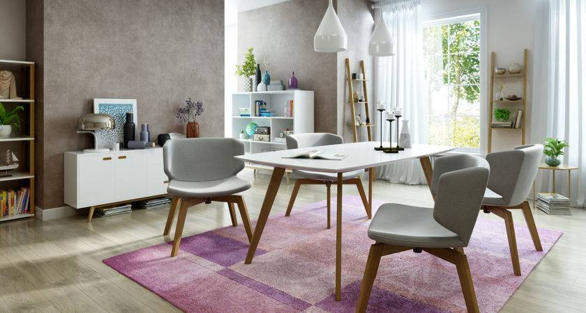 Take Bite Out Modern Dining Rooms