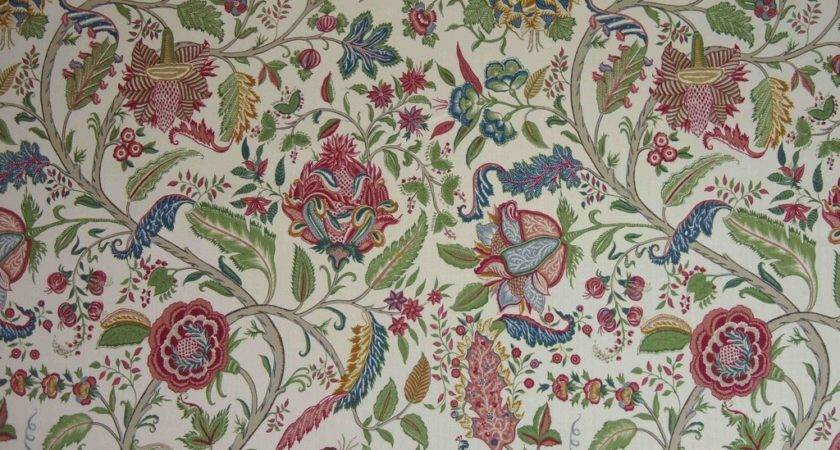 Tapestry Curtain Fabric Memsaheb