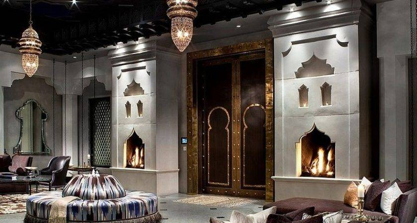 Taste Morocco Stunning House California Has