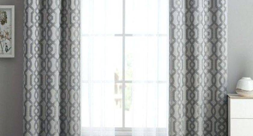 Taupe Striped Curtains Curtain Ideas