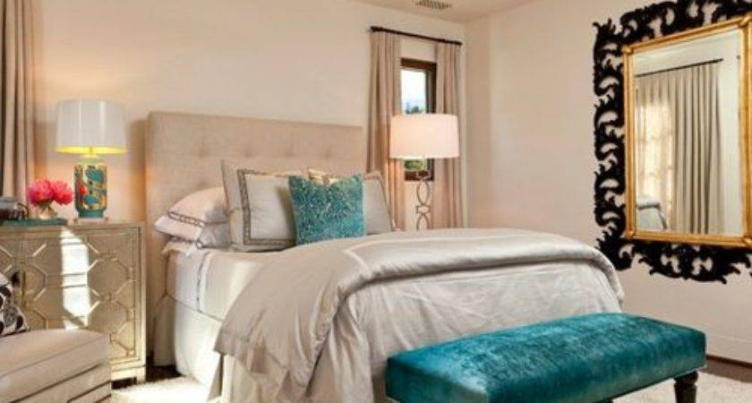 Teal Bedroom Home Design Ideas Remodel Decor