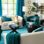 Teal Bedroom Ideas Brown Living Room Bathroom Decor