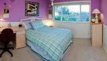 Teal Purple Bedroom Astounding Other