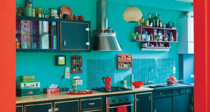 Teal Red Decor Ideas Eatwell