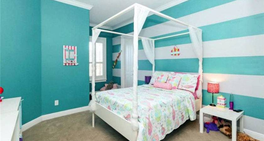 Teal White Bedroom Ideas