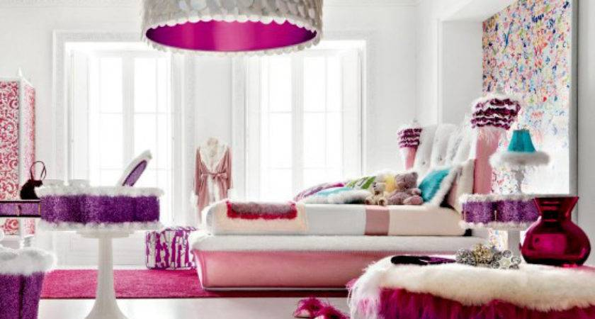 Teen Bedroom Decorating Ideas Room