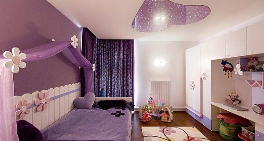 Teen Bedroom Design Purple Home Decorating Ideas