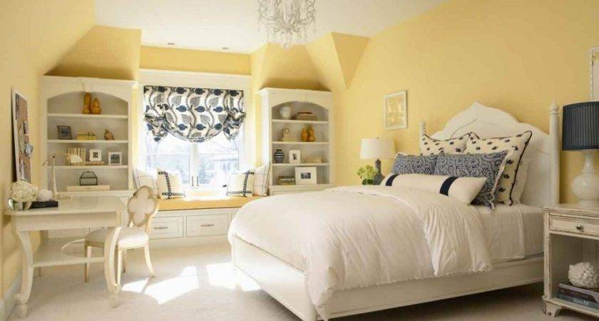 Teen Bedroom Ideas Yellow Fresh Bedrooms Decor