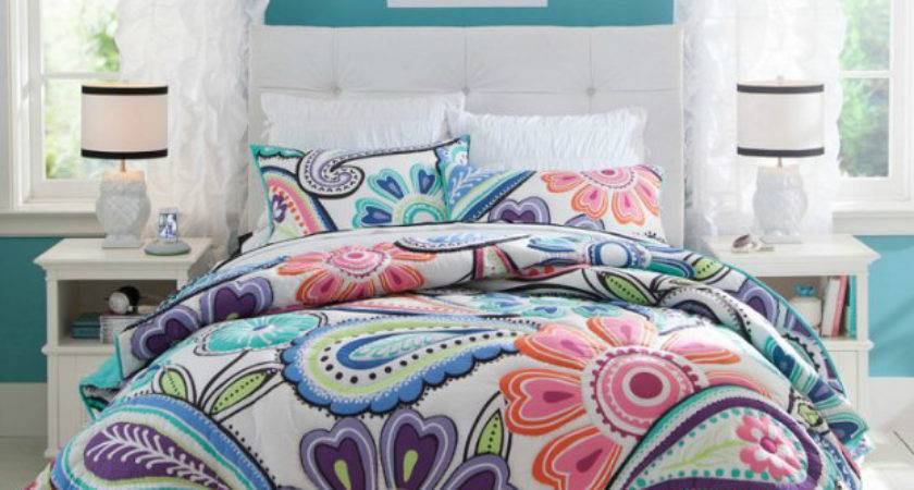 Teenage Girls Bedding Ideas Decoholic