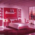 Teens Room Fashionable Teen Girls Decor Ideas Pink