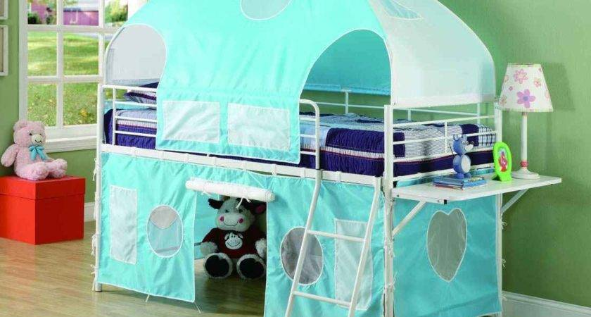 Tent Kids Beds Feel Home