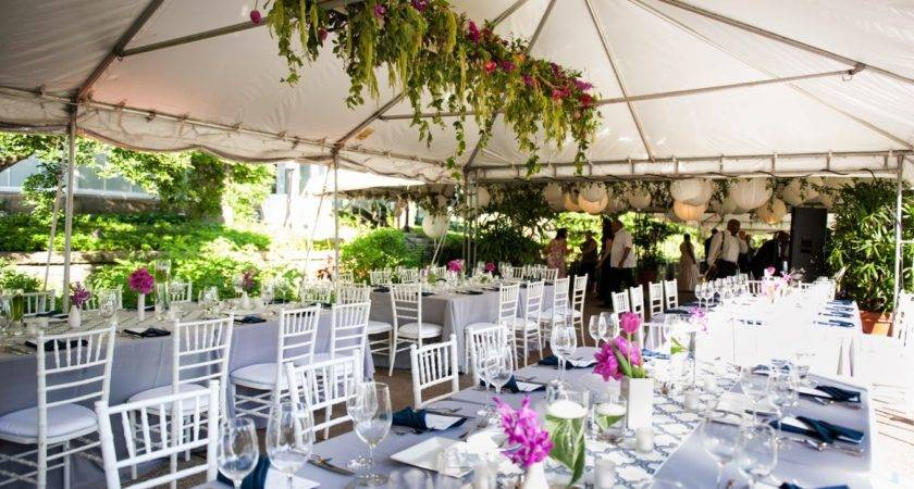 Tent Wedding Decorations Simple Wooden Chairs Over Grees