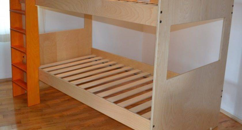 Themed Rooms Modern Bunk Beds