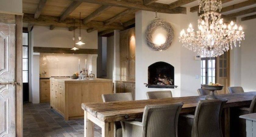 These Four Walls Rustic Chic Interior Design Occasion