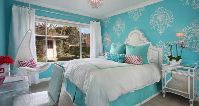 Perfect Images Tiffany Blue S Room