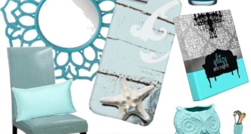 Tiffany Blue Home Decor Turquoise Accents