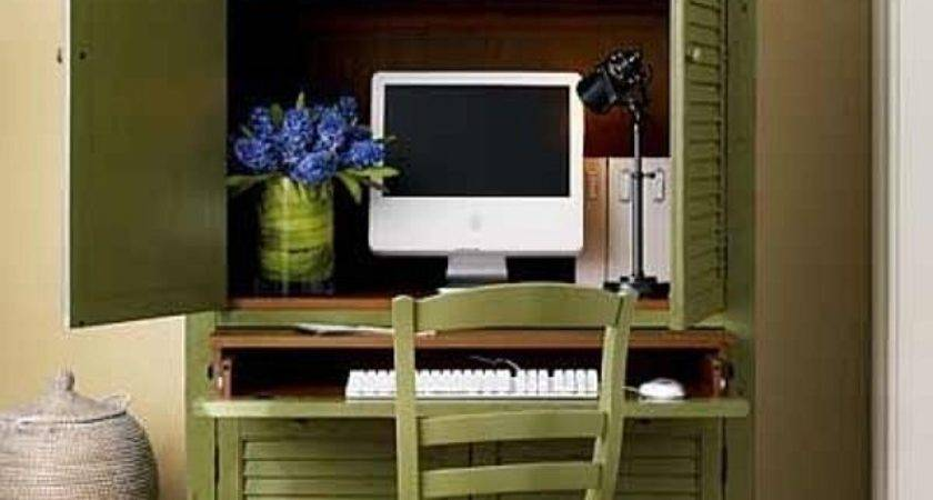 Tips More Organized Stylish Home Office