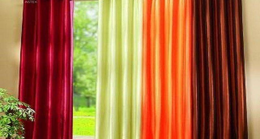 Tips Select Right Curtains Color Combinations
