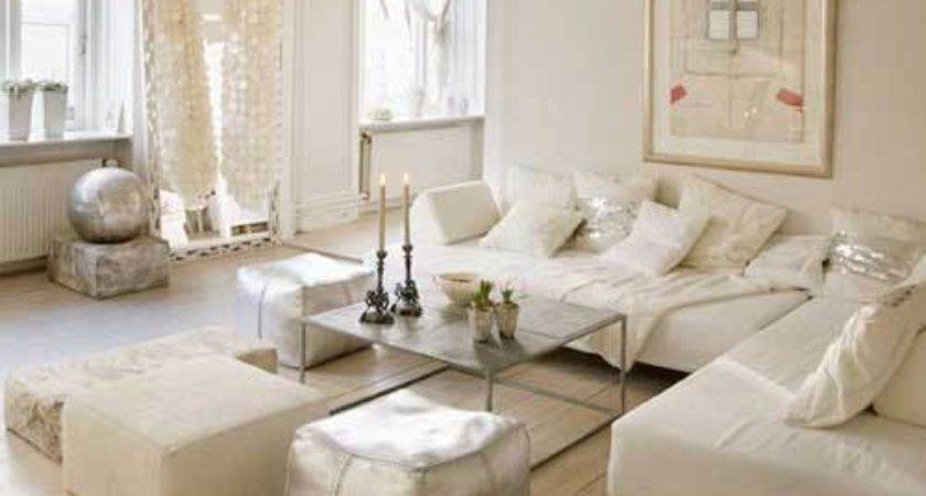 Tips White Room Decor Spontaneous Chick