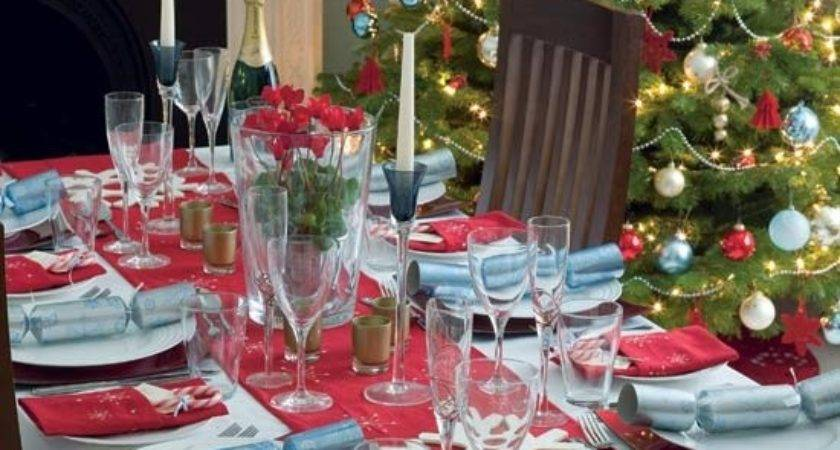 Top Christmas Table Decorations Style Estate
