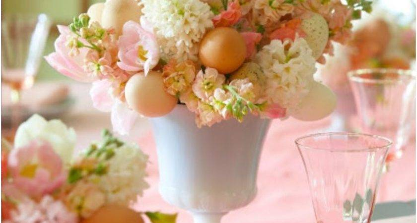 Top Enchanting Easter Centerpieces Inspired