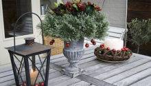 Top Outdoor Christmas Decorations Pinterest Easyday
