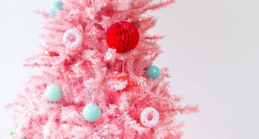 Top Pink Christmas Trees Celebrations