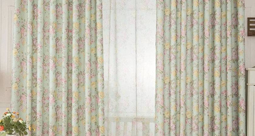 Top Shabby Chic Curtains Cheap Cool