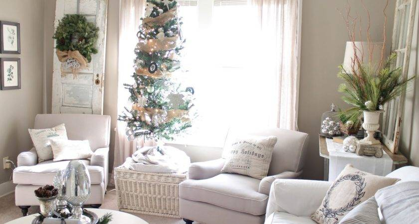 Top White Christmas Decorations Ideas Celebrations