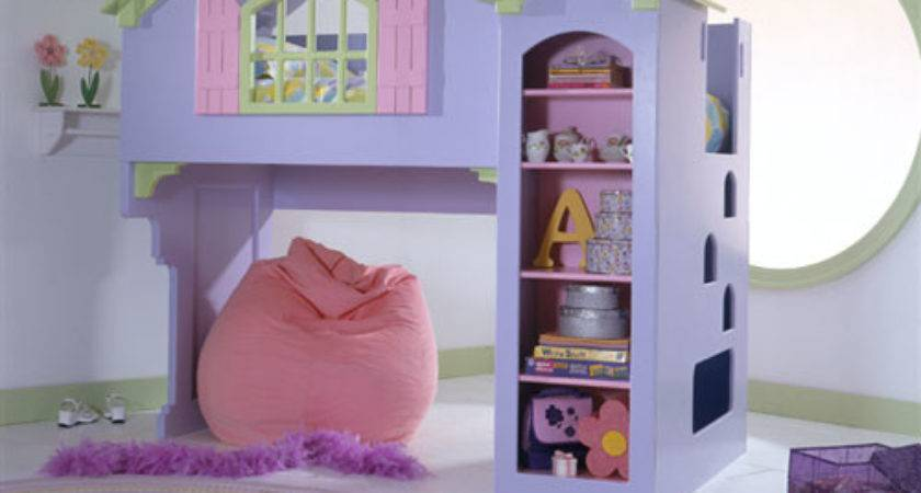 Tradewins Doll House Bed