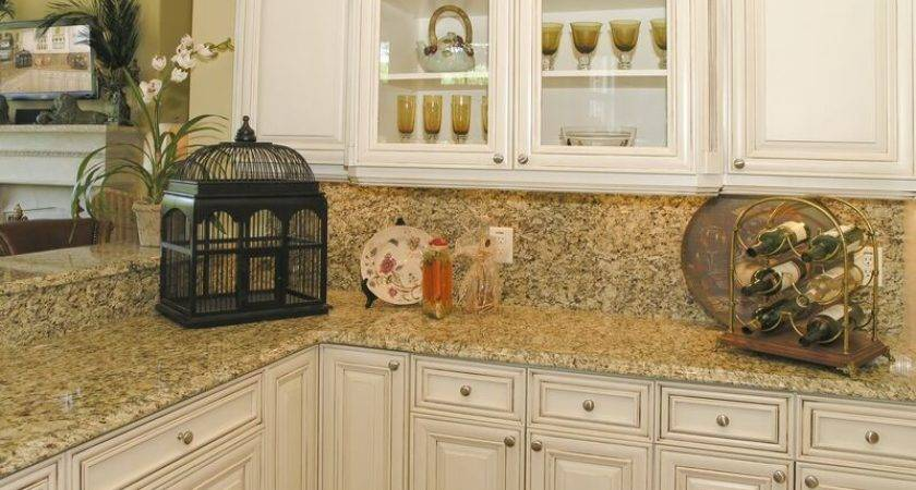 Traditional Antique White Kitchen Cabinets Rachael Edwards