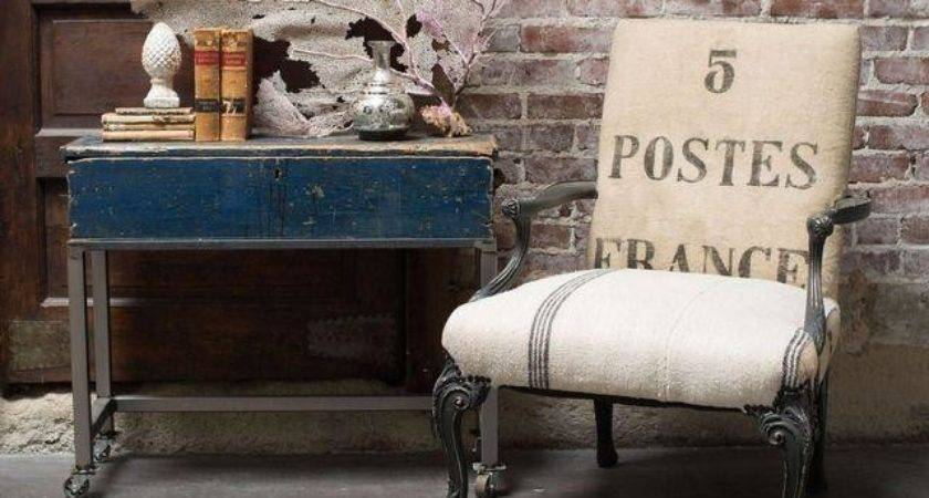 Traditional Furniture Vintage Used Shabby Chic