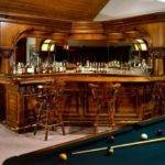 Traditional Home Bar Design Nestled Corner Decoist
