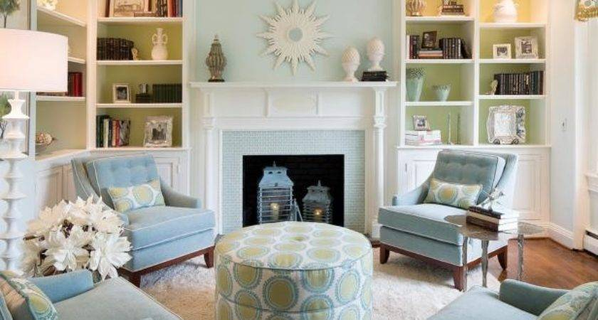 Traditional Style Living Room Modern Twist Liz