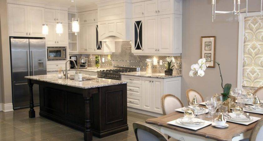Transitional Kitchen Design All Home