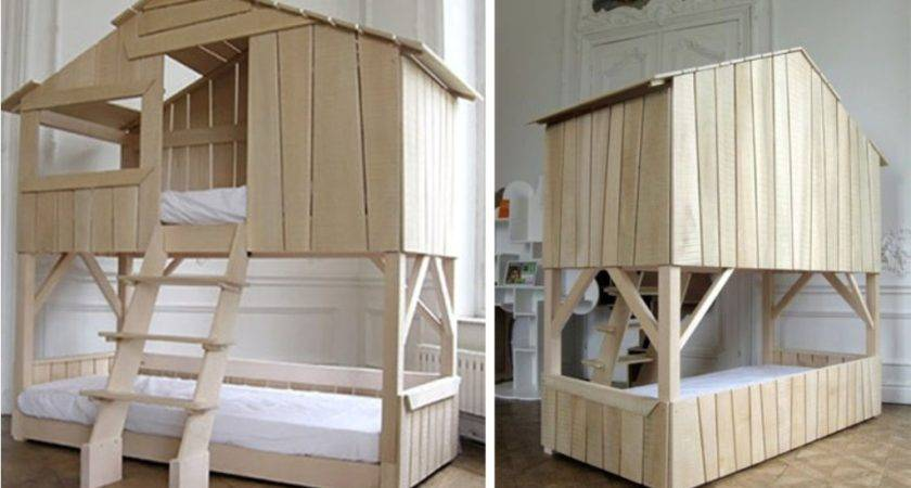 Tree House Loft Bed Accessories Best Design