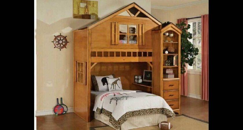 Treehouse Bunk Bed Style Mygreenatl Beds