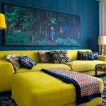 Trendy Color Combinations Modern Interior Design