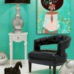 Trendy Wall Color Home Decorating Ideas Turquoise
