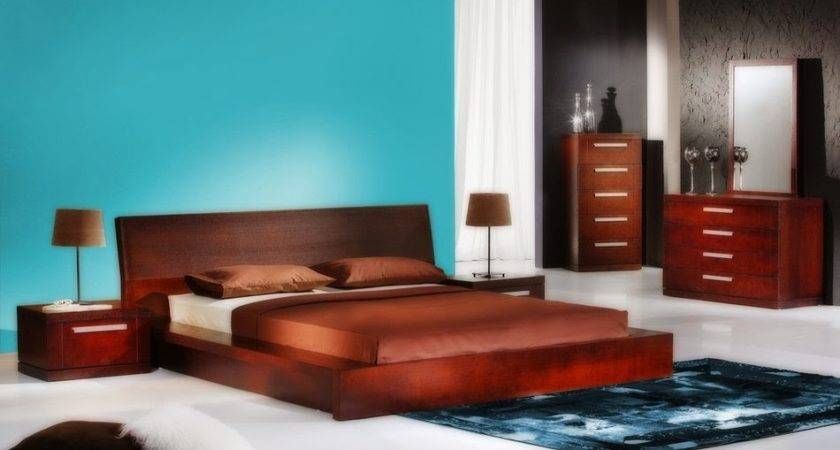 Turquoise Brown Bedroom Ideas