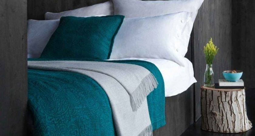 Turquoise Grey Bedding Sets Collections