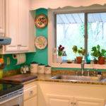 Turquoise Kitchen Decor Ideas Design