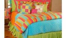Turquoise Lime Green Bedding Bedrooms Designer Linens